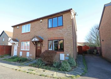 Thumbnail 2 bed semi-detached house for sale in Groombridge, Kents Hill, Milton Keynes