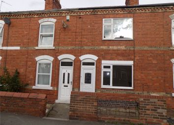 Thumbnail 2 bed terraced house for sale in Stubbing Lane, Worksop, Nottinghamshire