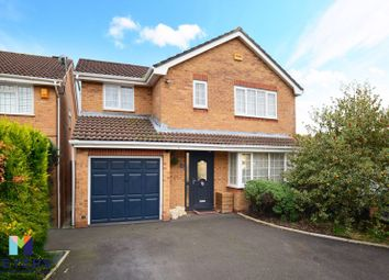 Thumbnail 5 bedroom detached house for sale in Waytown Close, Canford Heath, Poole
