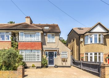 Thumbnail 4 bed semi-detached house for sale in Myrtle Avenue, Ruislip, Middlesex