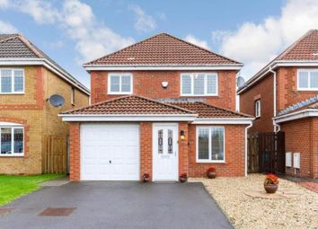 Thumbnail 3 bed detached house for sale in Scalloway Road, Gartcosh, Glasgow, North Lanarkshire