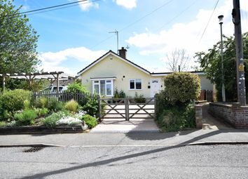 Thumbnail 2 bed detached bungalow for sale in Broad Road, Wickham Market