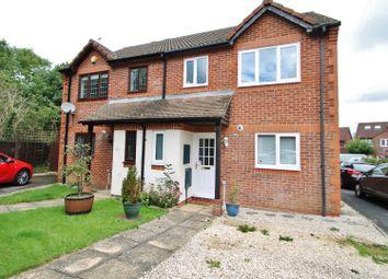 Thumbnail 3 bed semi-detached house for sale in Sheraton Avenue, Basingstoke