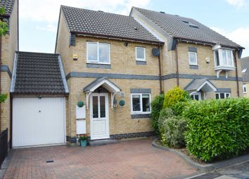 Thumbnail 2 bed semi-detached house for sale in Pasteur Drive, Harold Wood, Romford