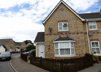 Thumbnail 3 bedroom end terrace house for sale in Elmers Lane, Kesgrave, Suffolk