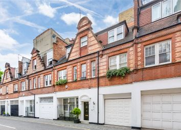 Thumbnail 3 bed terraced house for sale in Holbein Mews, Chelsea, London