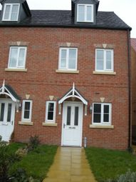 Thumbnail 3 bed town house to rent in Wild Geese Way, Mexborough