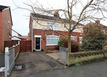 Thumbnail 2 bed semi-detached house for sale in Windsor Road, Walton Le Dale, Preston