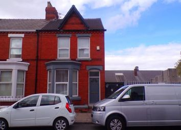 Thumbnail 5 bed terraced house for sale in Molyneux Road, Liverpool, Merseyside, England