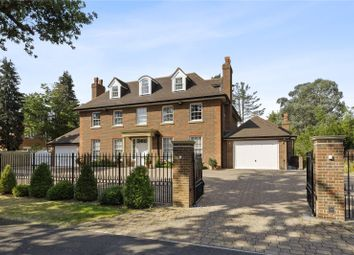 Coombe Hill Road, Kingston Upon Thames, Surrey KT2. 6 bed detached house for sale