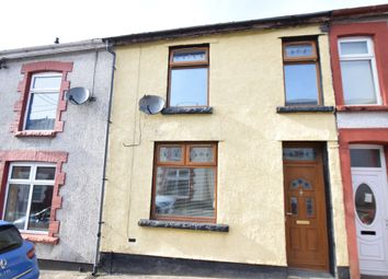 Thumbnail 2 bed terraced house for sale in Church Street, Aberbargoed, Bargoed