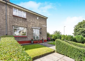 Thumbnail 3 bed end terrace house for sale in Gareloch Avenue, Paisley