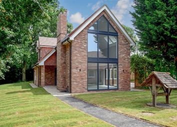 Thumbnail 4 bedroom detached house for sale in Gatehouse Lane, Burgess Hill, West Sussex