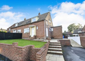 Thumbnail 3 bed semi-detached house for sale in Larpool Crescent, Whitby