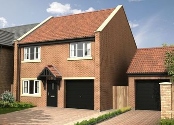 Thumbnail 4 bedroom detached house for sale in The Chestnut At Nursery Gardens, Stannington, Morpeth (1215 Sq.Ft.)