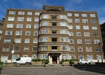 Thumbnail 4 bed flat for sale in Flat 97, Regency Lodge, Adelaide Road, Swiss Cottage, London