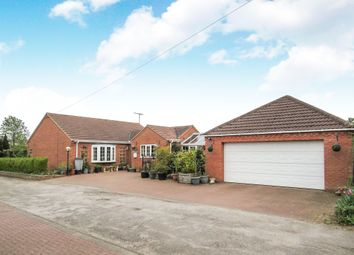 Thumbnail 3 bed detached bungalow for sale in Scanlan Court, Coningsby, Lincoln