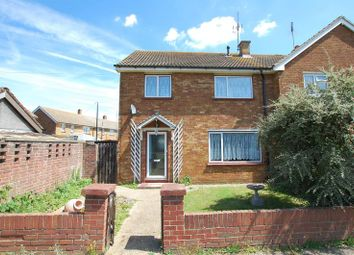 Thumbnail 3 bed semi-detached house for sale in Rykhill, Grays