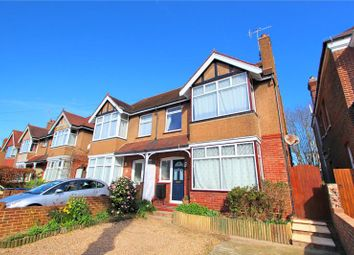 Thumbnail 4 bedroom semi-detached house for sale in Pavilion Road, Worthing, West Sussex