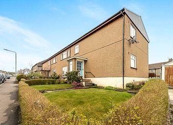 Thumbnail 3 bedroom flat for sale in Kirkton Road, Cardross, Dumbarton