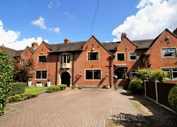 Thumbnail 4 bed property for sale in Model Cottages, Knutsford Road, Cranage