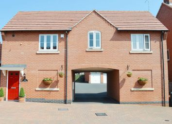 Thumbnail 2 bedroom property to rent in Montgomery Road, Earl Shilton, Leicester
