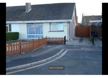 Thumbnail 2 bed bungalow to rent in Caernarvon Way., Burnham-On-Sea