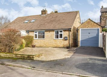 Thumbnail 2 bed semi-detached bungalow for sale in The Limes Close, Matlock
