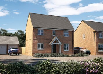 "Thumbnail 3 bedroom detached house for sale in ""The Trelissick"" at Pershore Road, Evesham"