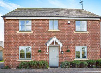 Thumbnail 4 bedroom detached house for sale in Kerry Hill, Oakridge Park, Milton Keynes