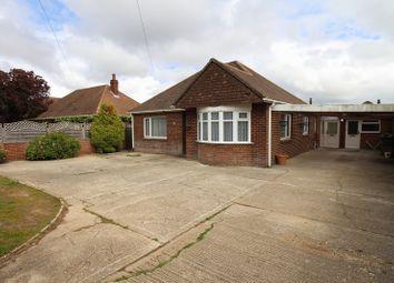 Thumbnail 5 bed detached bungalow to rent in Brook Lane, Warsash, Southampton