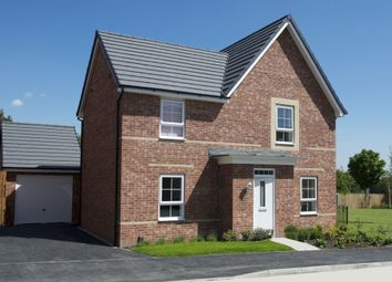 "Thumbnail 4 bedroom detached house for sale in ""Lincoln"" at Station Road, Methley, Leeds"