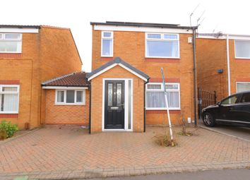Thumbnail 4 bed detached house for sale in Broomfields, Denton, Manchester