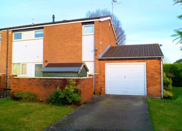 Thumbnail 2 bed terraced house for sale in Glaslyn, Acrefair, Wrexham