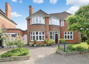 Thumbnail 3 bedroom detached house for sale in Beresford Drive, Stoneygate, Leicester