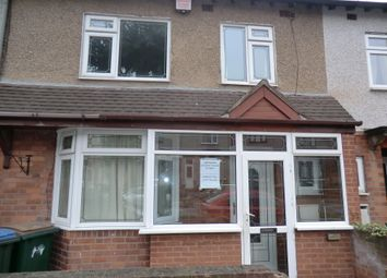 Thumbnail 5 bedroom terraced house to rent in Queensland Avenue, Coventry