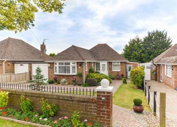 Thumbnail 2 bed detached bungalow for sale in Sullington Gardens, Worthing, West Sussex