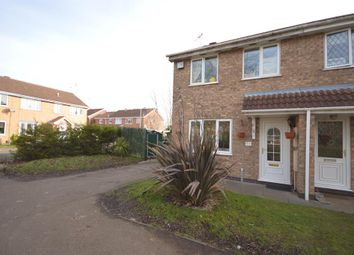 Thumbnail 3 bed semi-detached house for sale in Kenny Close, Whetstone, Leicester