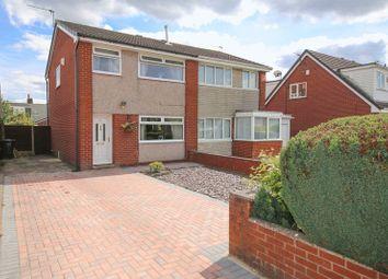 Thumbnail Semi-detached house for sale in Dunster Close, Platt Bridge, Wigan