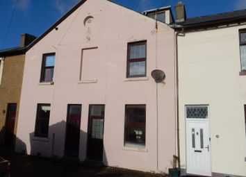 Thumbnail 2 bed terraced house for sale in 18 Tower Street, Roa Island, Near Barrow In Furness, Cumbria