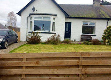 Thumbnail 3 bed bungalow to rent in Murrayshall Road, Scone