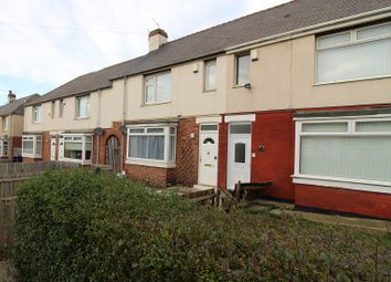 Thumbnail 2 bed terraced house to rent in Eden Road, Middlesbrough