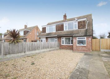 Thumbnail 3 bed semi-detached house for sale in Hunters Chase, Herne Bay