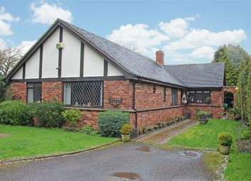Thumbnail 3 bed detached bungalow for sale in The Moorings, Alrewas, Burton-On-Trent, Staffordshire