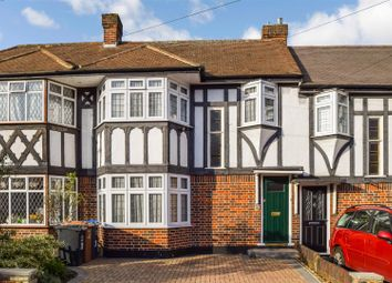 Thumbnail 3 bed property for sale in Wolsey Crescent, Morden