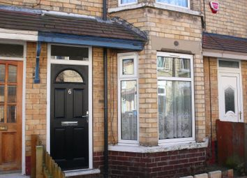Thumbnail Terraced house to rent in Whitedale, Gloucester Street, Hull