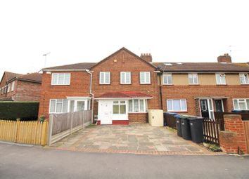 Thumbnail 3 bed terraced house for sale in Dartford Avenue, Edmonton