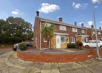 Thumbnail 3 bed semi-detached house for sale in Chaplin Drive, Parsons Heath, Colchester