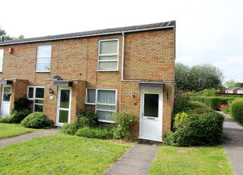 Thumbnail 2 bedroom end terrace house for sale in Ayelands, New Ash Green