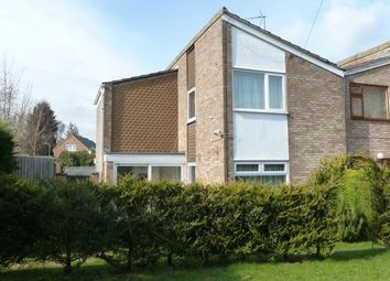 Thumbnail 3 bed semi-detached house to rent in Lowndes Way, Winslow, Buckingham